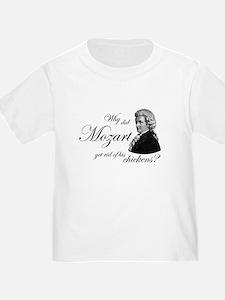 Mozart's Chickens T