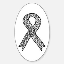 EDS Ribbon Oval Decal