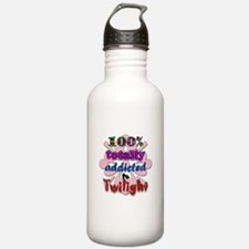 Totally addicted! Sports Water Bottle