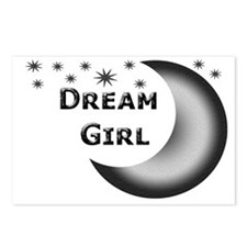 Dream Girl Postcards (Package of 8)