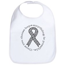 Light Blue Hope Bib