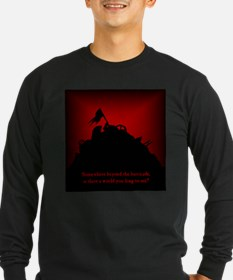 barricade shirt 2a Long Sleeve T-Shirt
