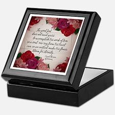 Bloom for Eternity Keepsake Box