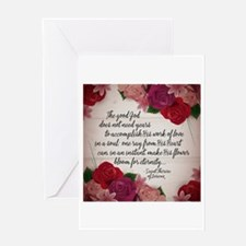Bloom for Eternity Greeting Cards