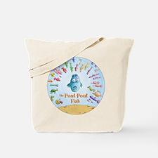 Pout-Pout Fish Tote Bag