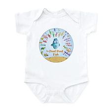 Pout-Pout Fish Infant Bodysuit