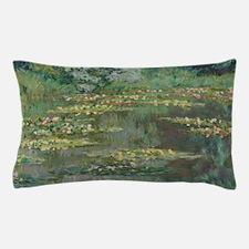 Waterlilies by Claude Monet Pillow Case