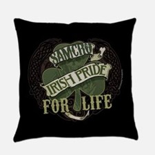SOA Irish Pride for Life Everyday Pillow