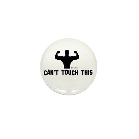 CAN'T TOUCH THIS Mini Button