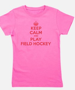 Cute Sports fan Girl's Tee
