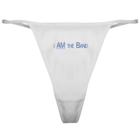 I AM the Band Classic Thong