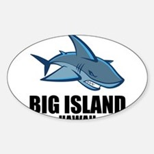 Big Island, Hawaii Decal