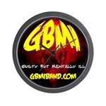 GBMI Band Wall Clock