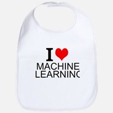 I Love Machine Learning Bib