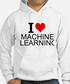 I Love Machine Learning Hoodie
