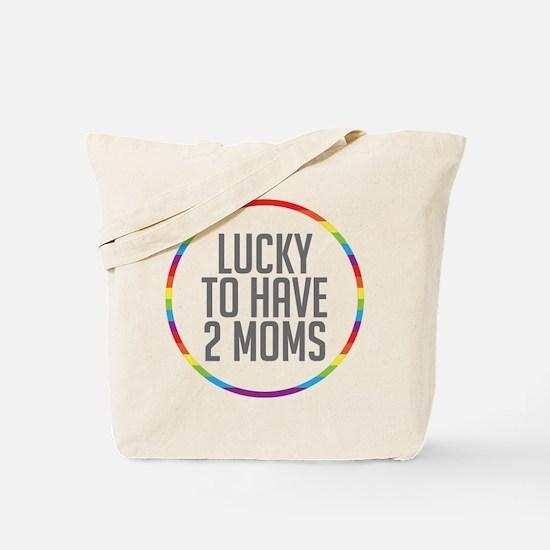 2 Moms Tote Bag