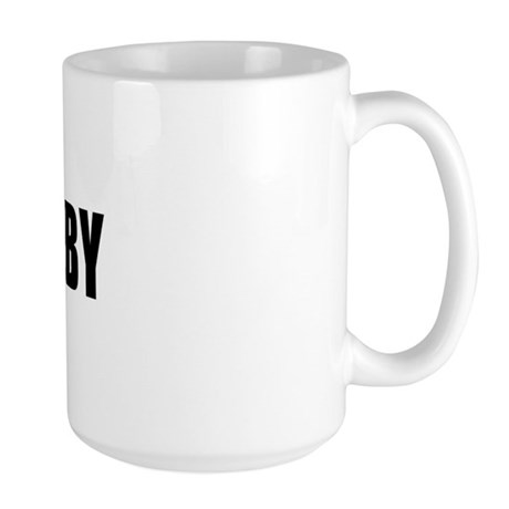 I Love Derby Large Mug
