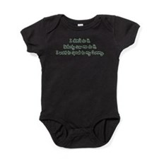 Funny Holidays and occasions Baby Bodysuit