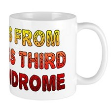 Restless Third Leg Syndrome Mug