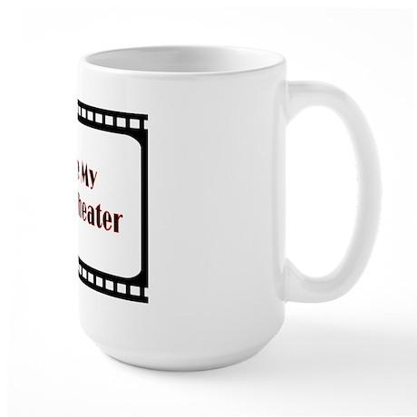 I love My Home Theater Mug
