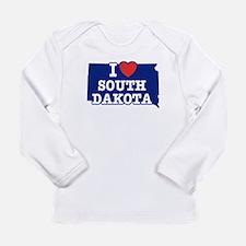 ssssss Long Sleeve Infant T-Shirt