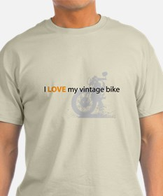 Love + Hate Light T Shirt