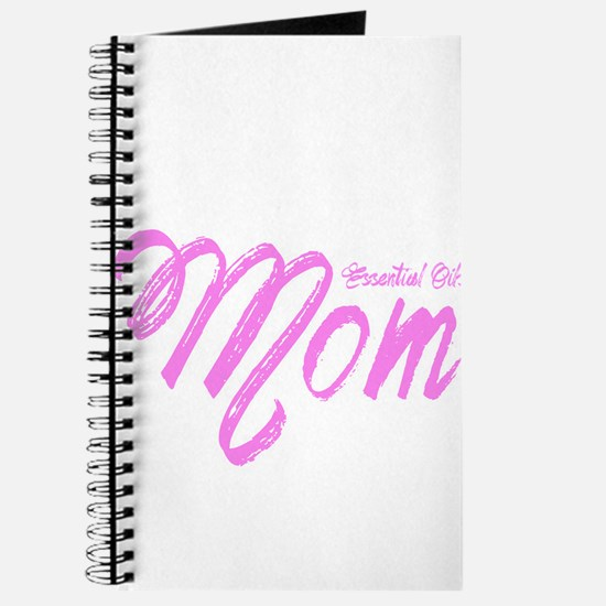 Essential Oils Mom | Pink Journal