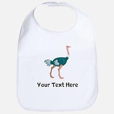 Ostrich (Custom) Bib