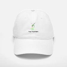 Green Hummingbird (Custom) Baseball Baseball Baseball Cap