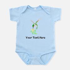 Green Hummingbird (Custom) Body Suit
