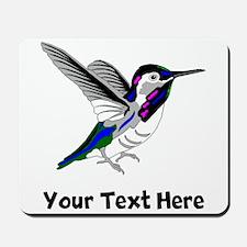 Hummingbird (Custom) Mousepad