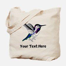 Hummingbird (Custom) Tote Bag