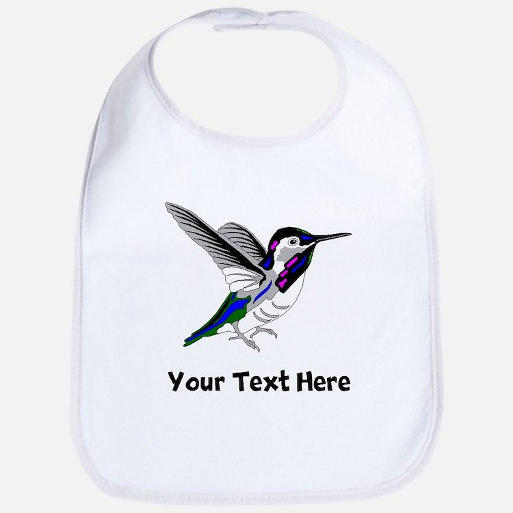 Hummingbird (Custom) Bib