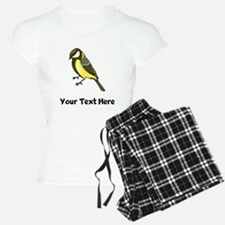 Goldfinch (Custom) Pajamas