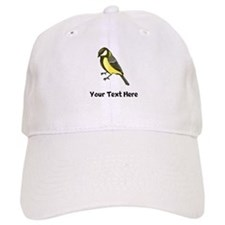 Goldfinch (Custom) Baseball Baseball Baseball Cap