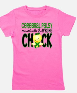 Unique Cerebral palsy Girl's Tee