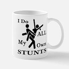 I Do My Own Sexy Stunts Mug