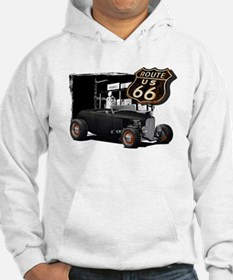 1932 Ford on Route 66 Hoodie