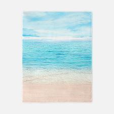White Sand Beach Twin Duvet