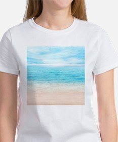 White Sand Beach T-Shirt