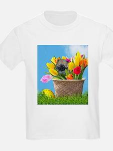 Easter Pomeranian T-Shirt