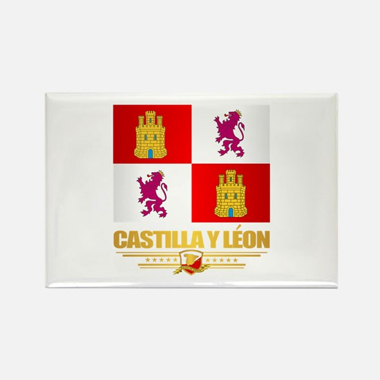 Castilla Y Leon Magnets