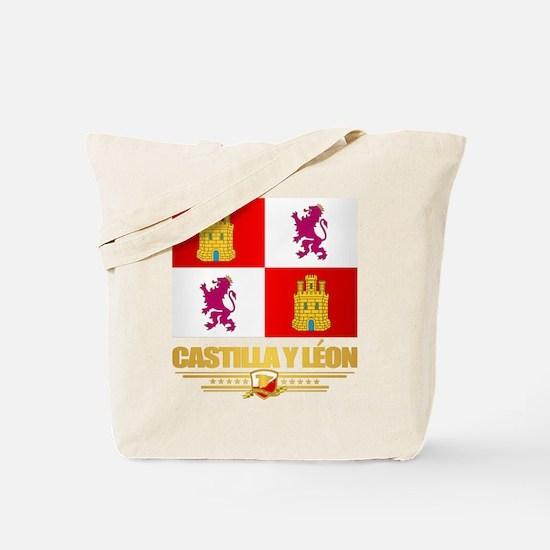 Castilla Y Leon Tote Bag