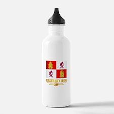 Castilla Y Leon Water Bottle