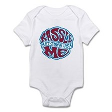 Rassle U Infant Bodysuit