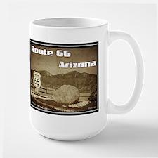 Route 66 Arizona Vintaged Mugs