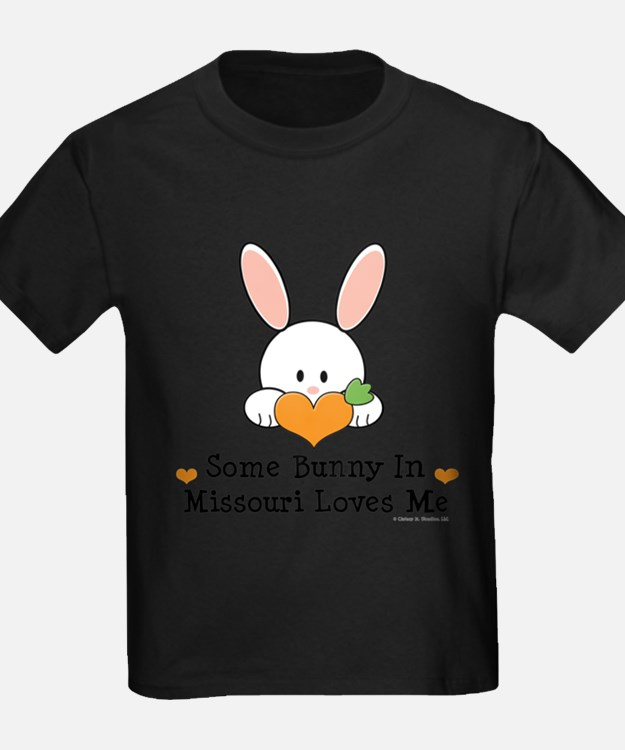 Some Bunny In Missouri Loves Me T-Shirt
