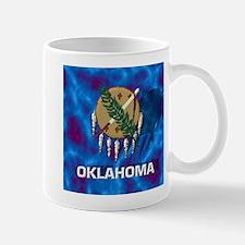 Oklahoma State Flag Mugs