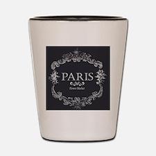 Cool Paris Shot Glass