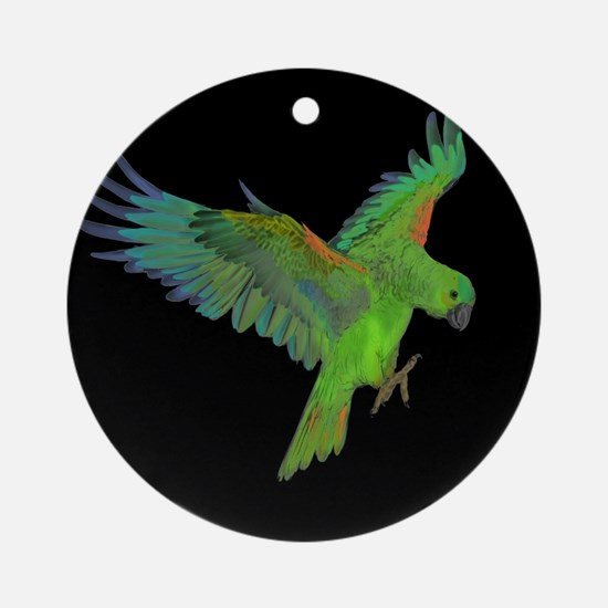 Parrot Round Ornament